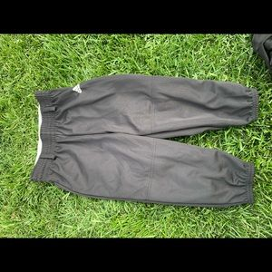 Kids Capri softball pants